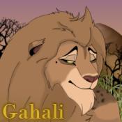 Gahali TLK headshot icon by CookieCannibleSofiel