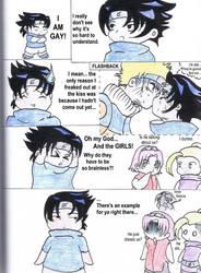 Sasuke's Confession - Part 1 by SasukeDoppelganger