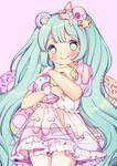 Hatsune Miku - Donut's diary