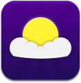 iOS Weather Icon by rcreatives