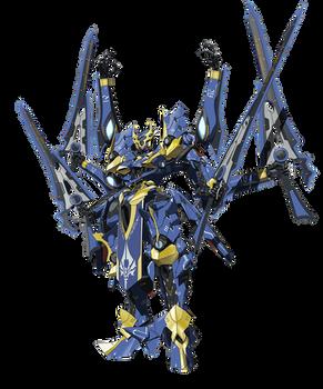 Ikaruga the Demon Knight