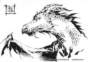 Sketchblog001 Dragon