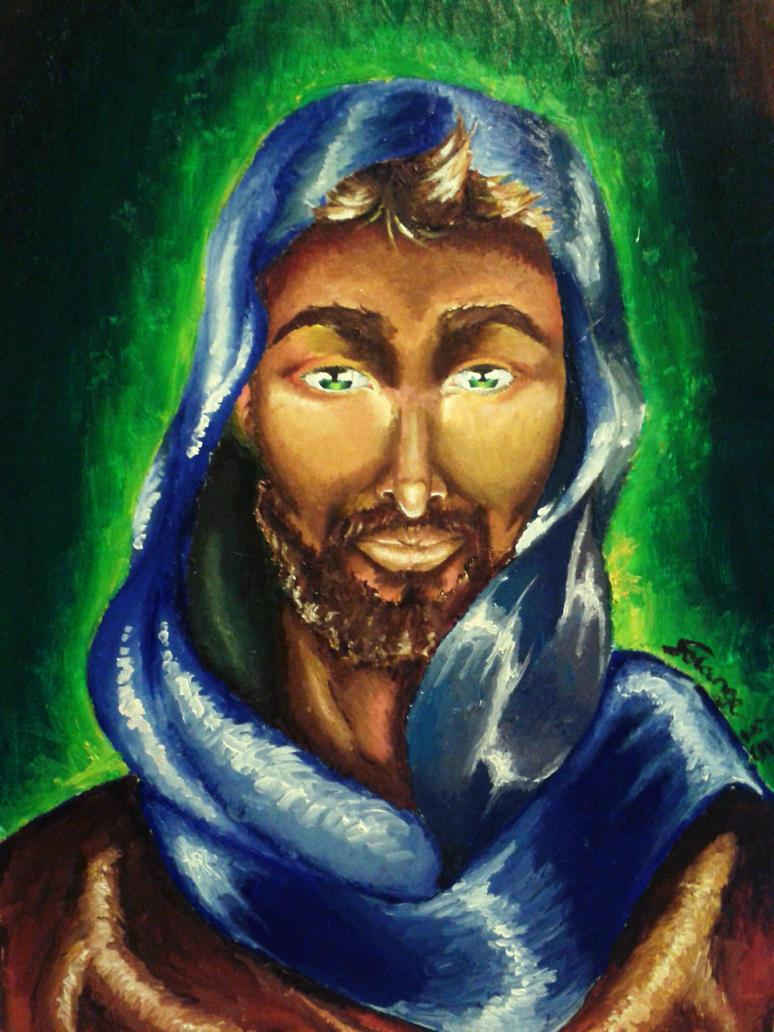 Recieve My Peace by artlunatic23