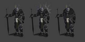 Kronos Costume Re-design