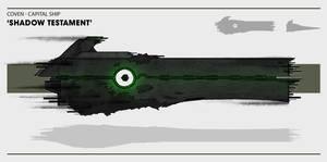 FOTJ: Ark-Class 'Shadow Testament'