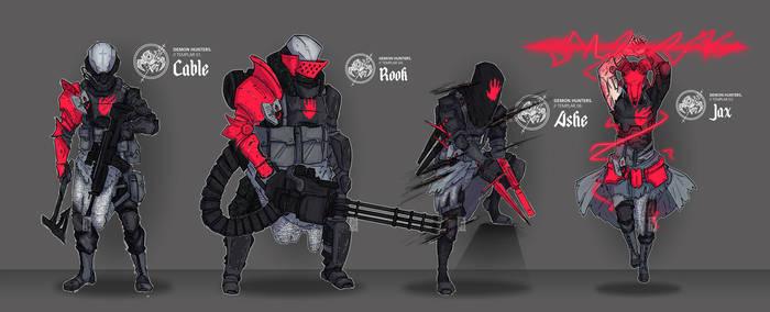 ATOLL - Deamon-Hunters
