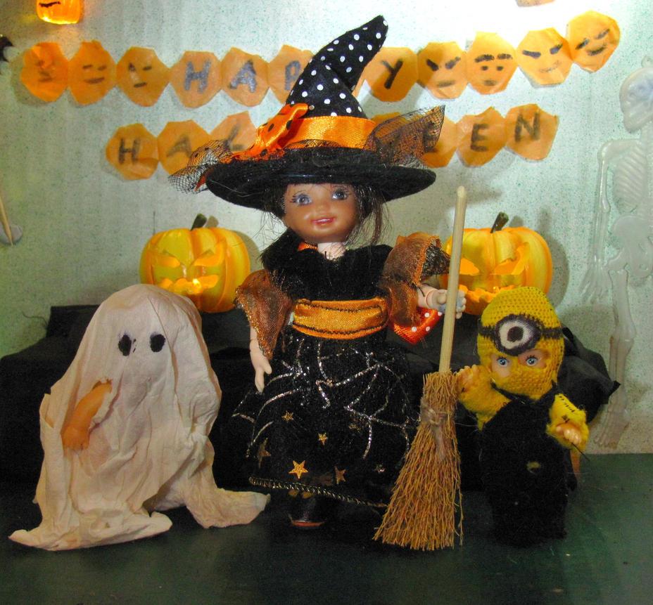 Halloween 2015 by Okarnillart