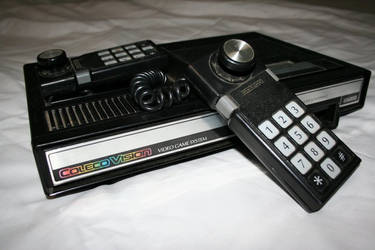 Coleco Vision I by Kymness