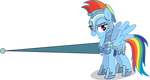 Armored Dash is ready for anything!