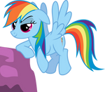 Rainbow Dash - So Here's the Deal...