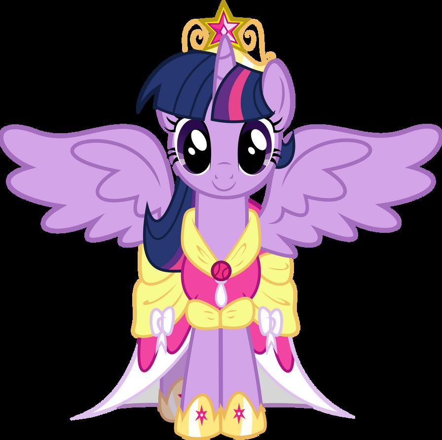 Princess Twilight Sparkle by CaNoN-lb