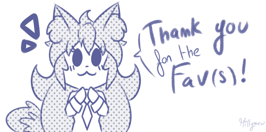 Thank you for the fav(s) by Millymew