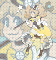 [Collab] Magical Girl Lissa by Millymew