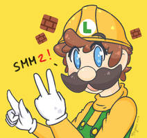 Super Luigi Maker 2 by Millymew