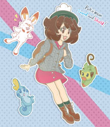 Pokemon Sword and Shield ! by Millymew