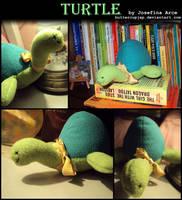 Turtle by ButtercupJAP