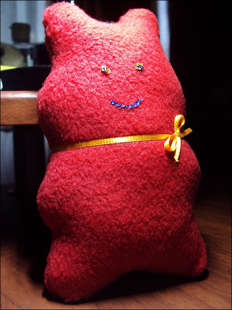 Red Bunny by ButtercupJAP