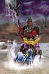 'Quakke vs. Spin Fist Hydron'