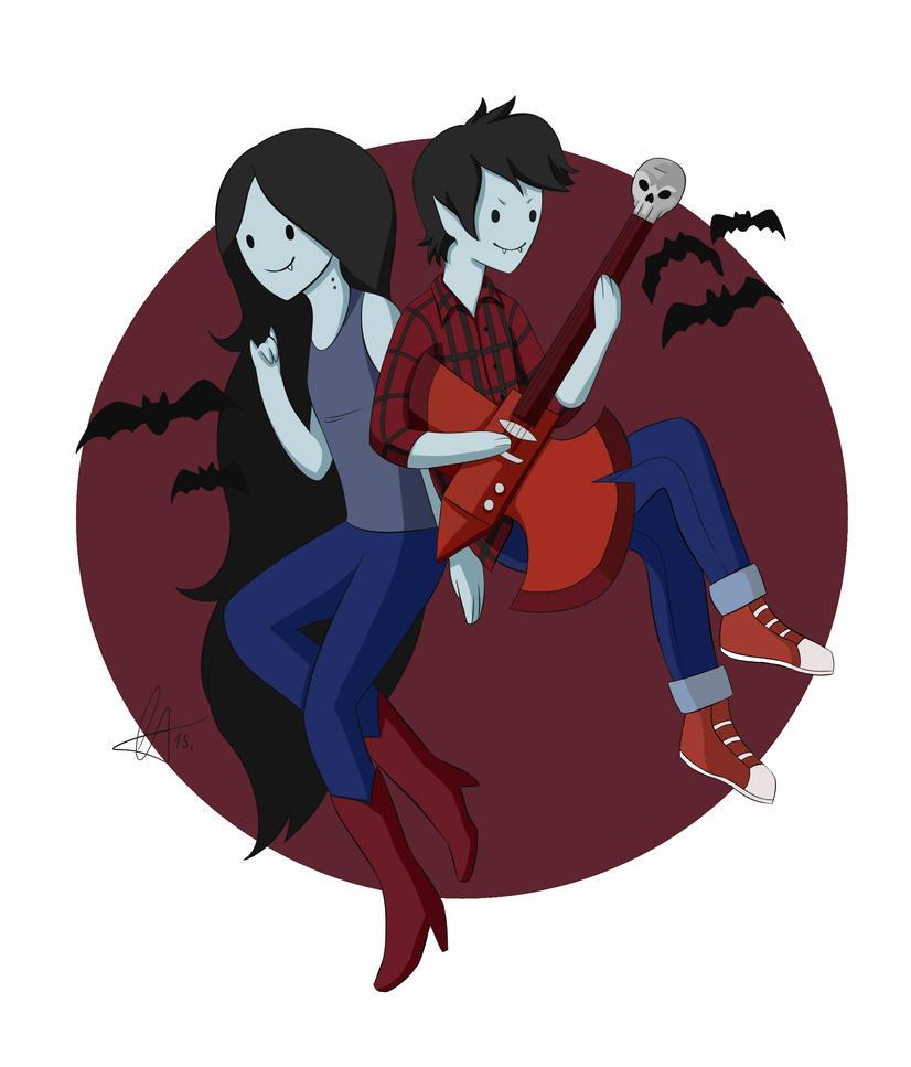 Vampires by cherutan