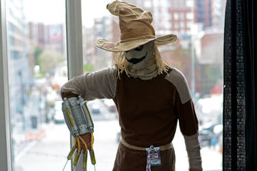 Awesome Con Scarecrow (2) by JHussey92