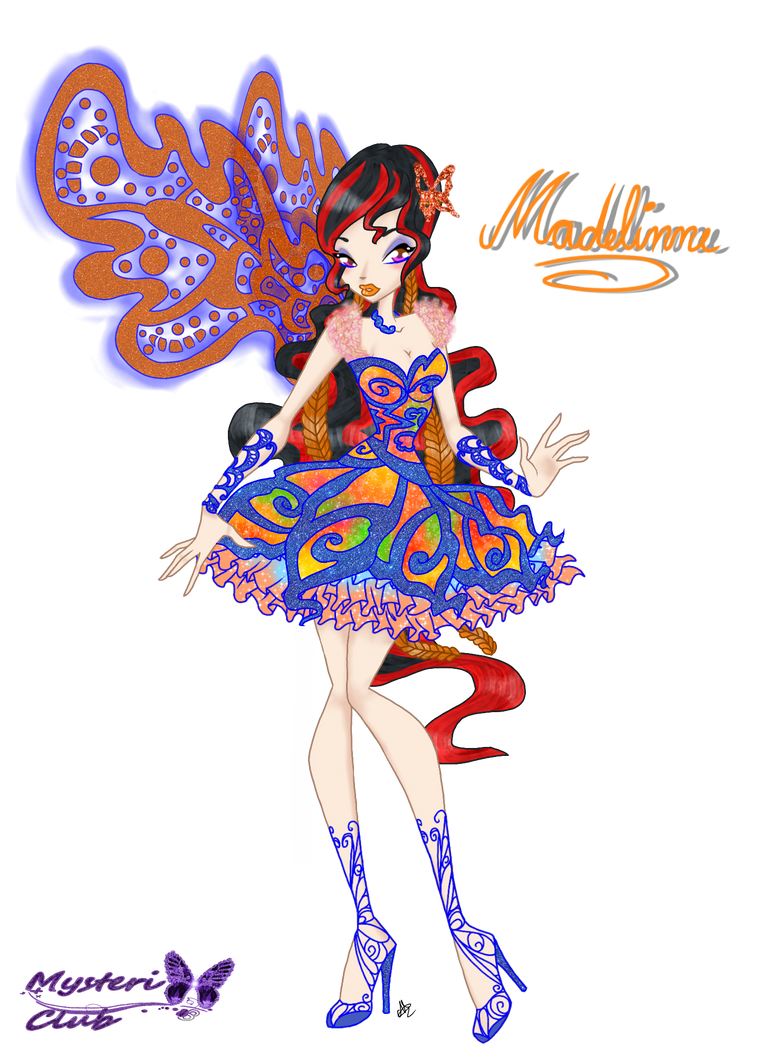 [FCD]|MC|season 7|Madelinne ButterfliX/FluturiX| by WhisperingIllusion