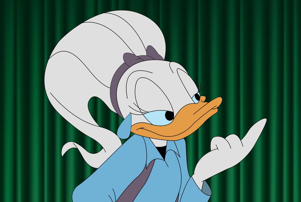 Daisy Duck by Keanny