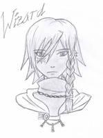 Wizard -sketch- by Saoto