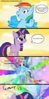 Rainbow Dash's Rainbow Powers
