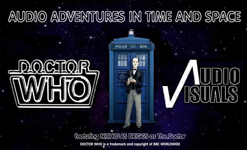 Audio Visual Adventures in Time and Space - Doctor Who amateur/fan made - REMASTERED and NEW MUSIC! - Bill Baggs