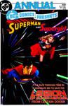 DC Comics Presents Annual cover