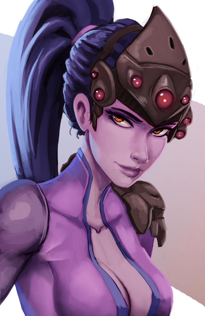 Widowmaker by Raichiyo33