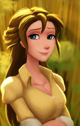 Jane by Raichiyo33