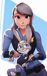 Judy by Raichiyo33