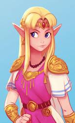 Zelda by Raichiyo33