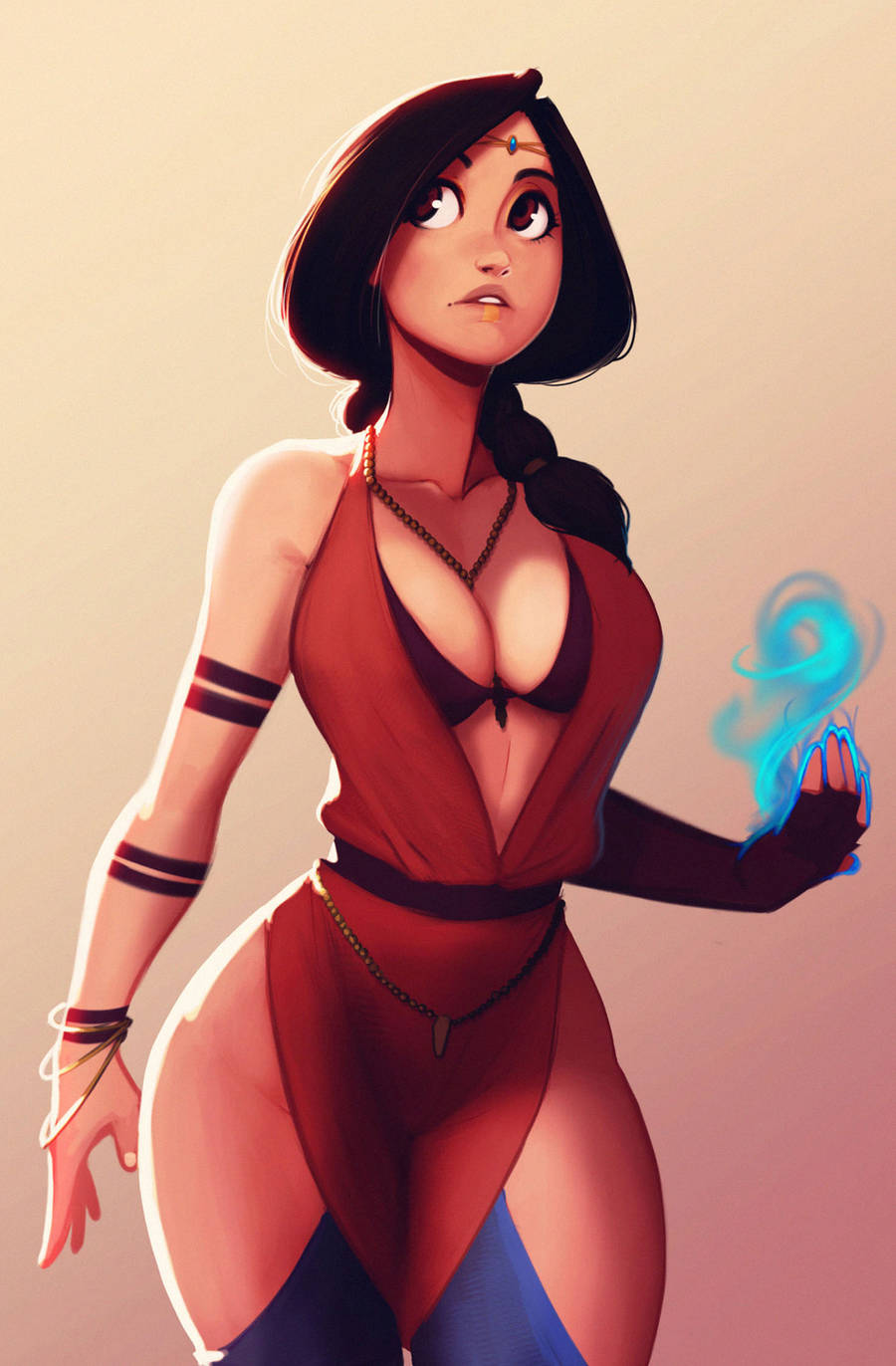 Sorceress by Raichiyo33