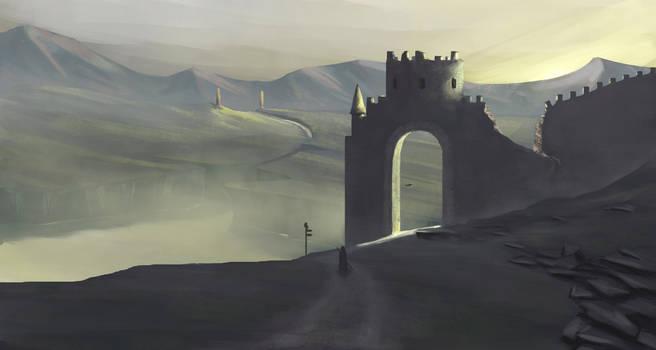 The Fallen Castle