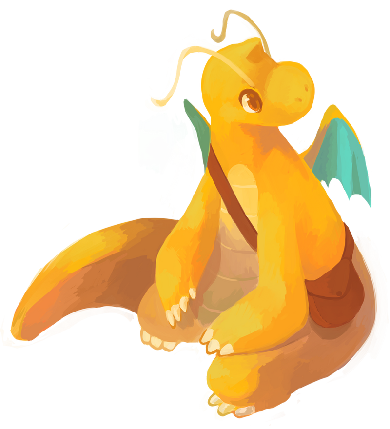 Dragonite Messenger by cheepers