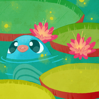 Poliwag by cheepers