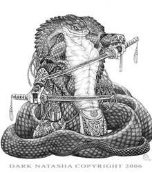 King Cobra by darknatasha