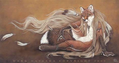 Wind Walker by darknatasha