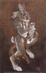 Native Dancer by darknatasha