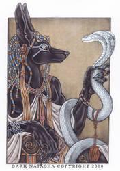 Snake Charmer by darknatasha