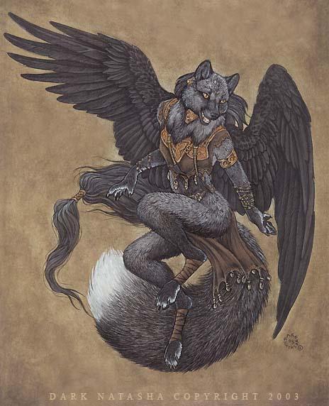 Raven By Darknatasha On Deviantart