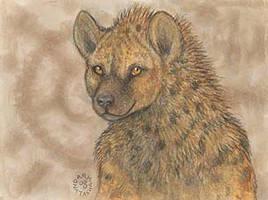 Hyena Mini by darknatasha
