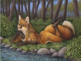 River Song by darknatasha