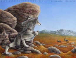 Hunting Grounds Werewolf Calendar by darknatasha