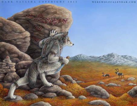 Hunting Grounds Werewolf Calendar
