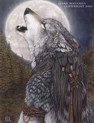 Moon Song by darknatasha