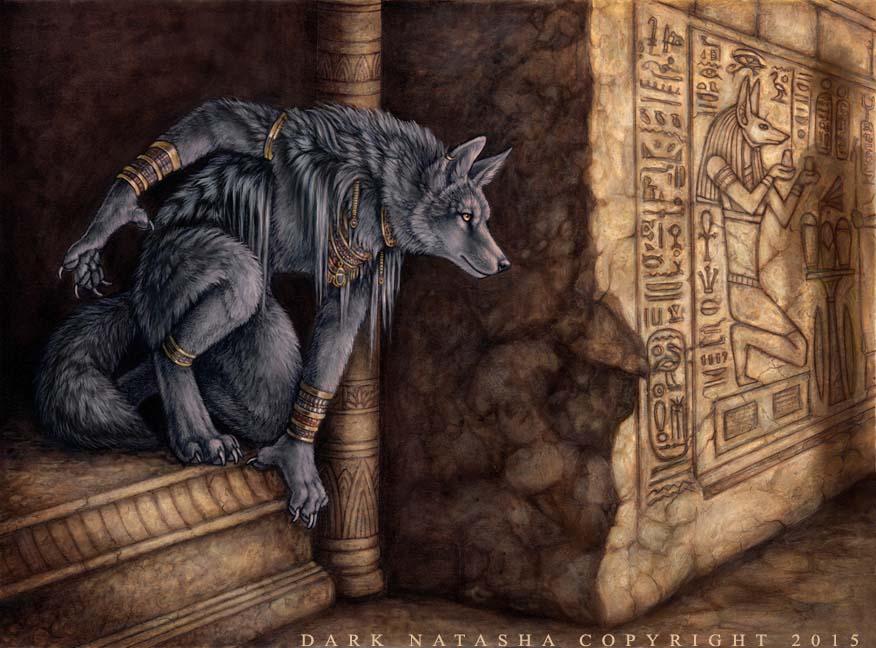 Penumbra by darknatasha