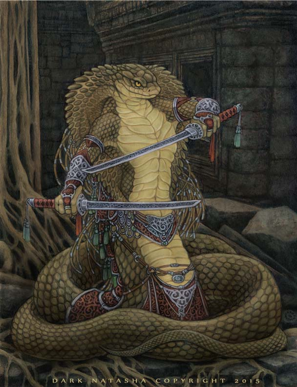 King Kobra by darknatasha